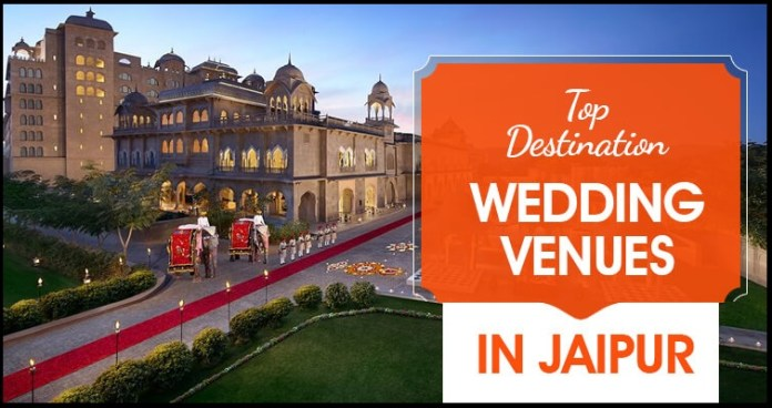 Destination Weddings in Jaipur