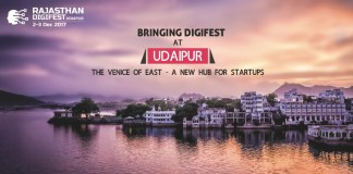 The Rajasthan DigiFest and Hackathon 3.0 is happening in Udaipur