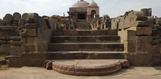 Harshat mata temple abhaneri