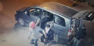 Bank robbery in Jaipur