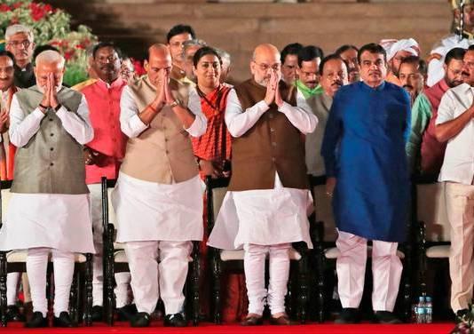 Khadi bag made for Modi's OATH SWEARING ceremony.