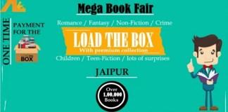 Mega book fair