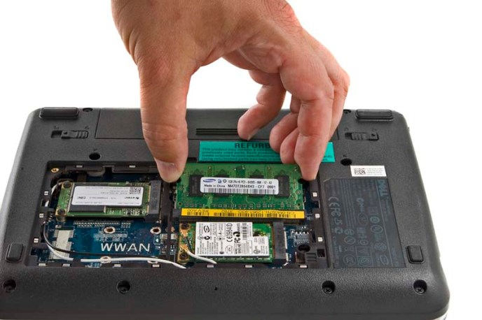laptop ram Upgrade