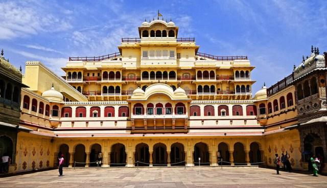 City palace jaipur rajasthan jaipurstuff