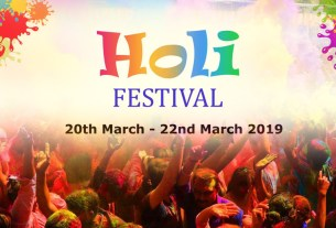 Best places for Holi celebration in Jaipur