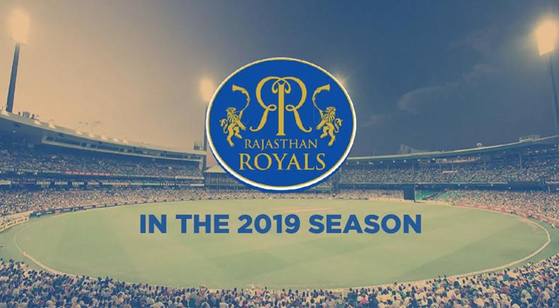 IPL 2019 Rajasthan Royals