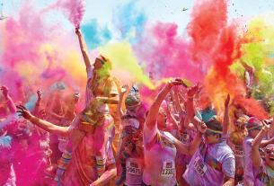 Jaipur Colour Run Season 3, 2019