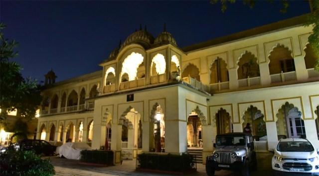Bissau Palace budget hotels in jaipur