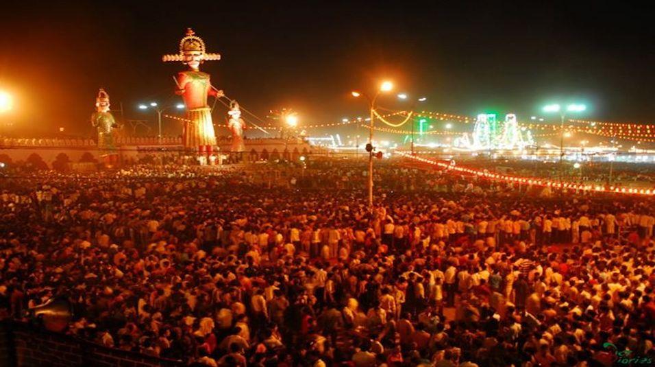 dussehra celebration in jaipur