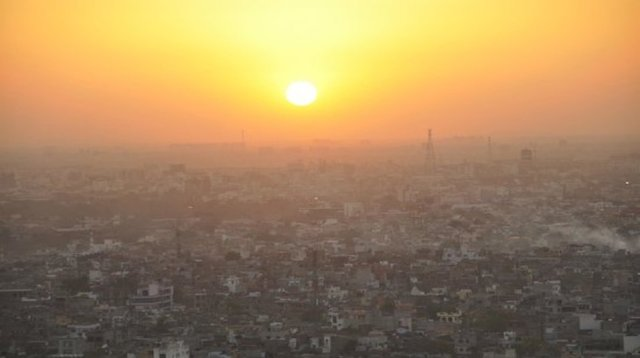 best place for sunset in jaipur