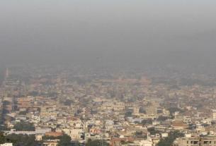 dellhi pollution