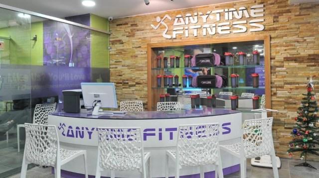 Anytime Fitness Jaipur