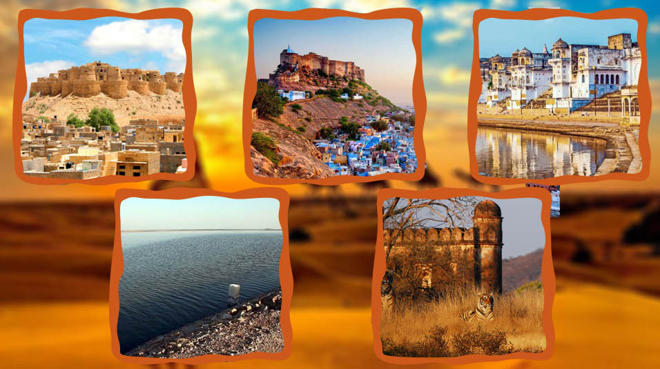 Best Camping Places in Rajasthan