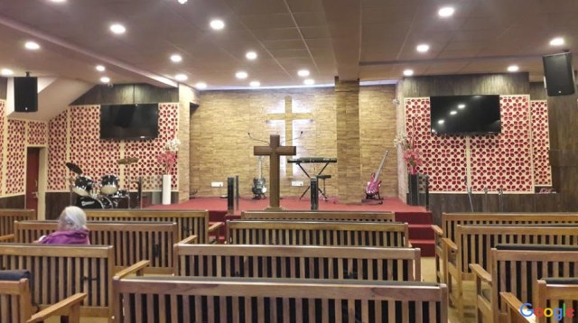 Bible Chapel Church in Jaipur