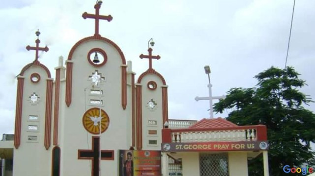 Mor Gregorios Jacobite Syrian Church