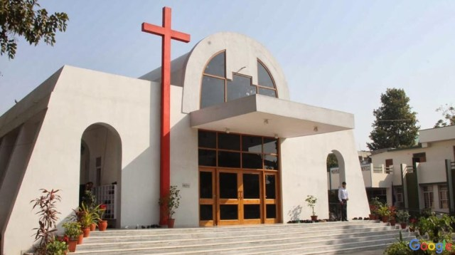 Seventh Day Adventist Church in Jaipur