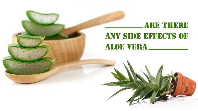 Side Effects of Aloe Vera