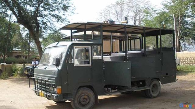 Canter Safari