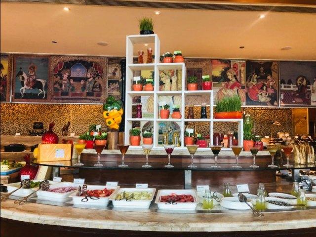 monarch restaurant jaipur