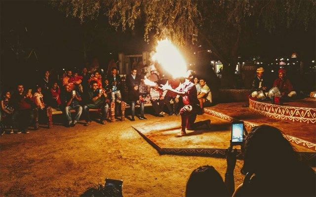 Activities at Chokhi Dhani Jaipur