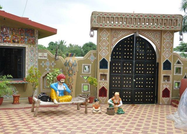 Chokhi Dhani village Jaipur