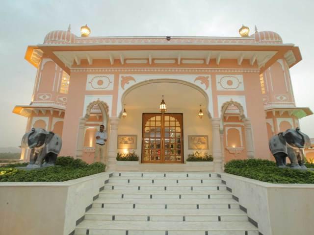 buena vista resort jaipur