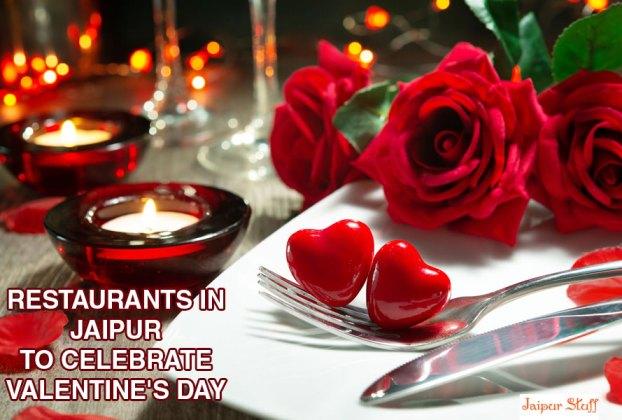 Celebrate Valentine's Day in Jaipur