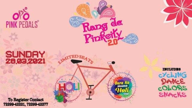 Rang De Pink City 2.0