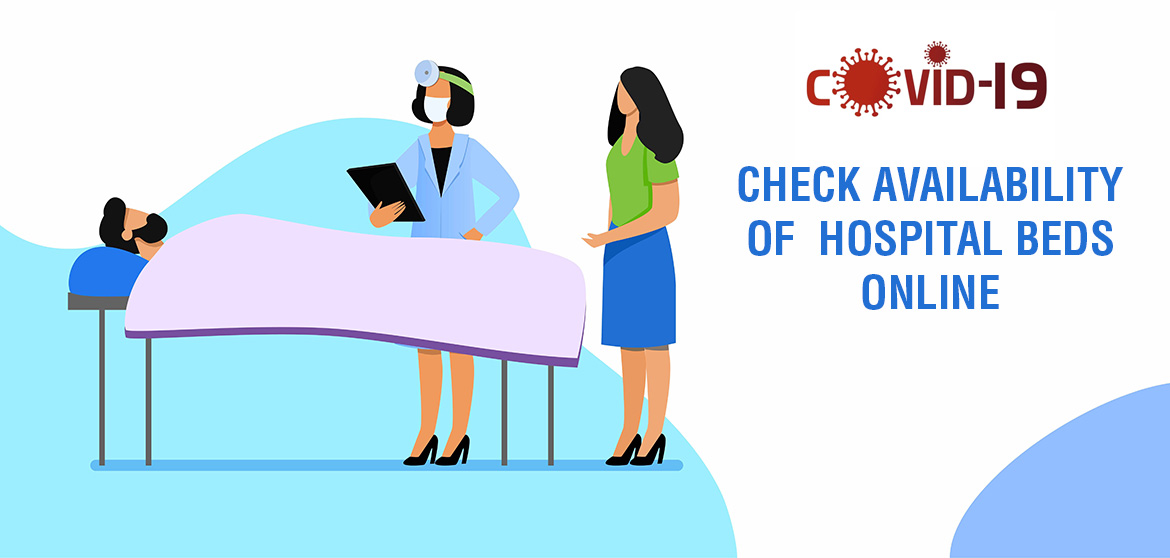 availability of hospital beds online