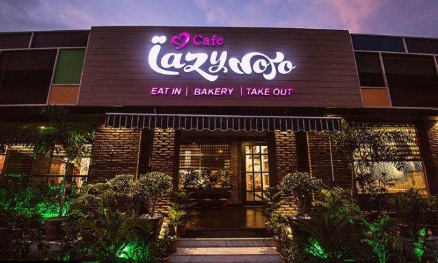 Cafe Lazy Mojo
