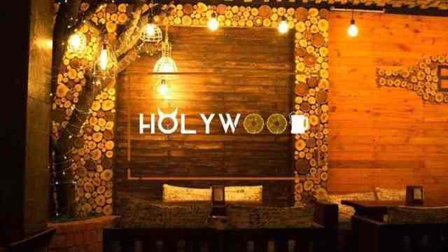 Holywood restaurant jaipur