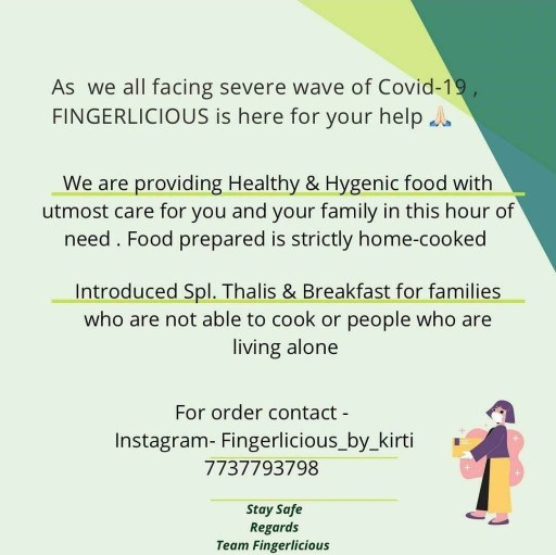 Fingerlicious by Kirti