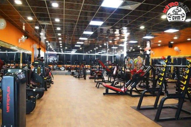 Metro flex Gym Jaipur