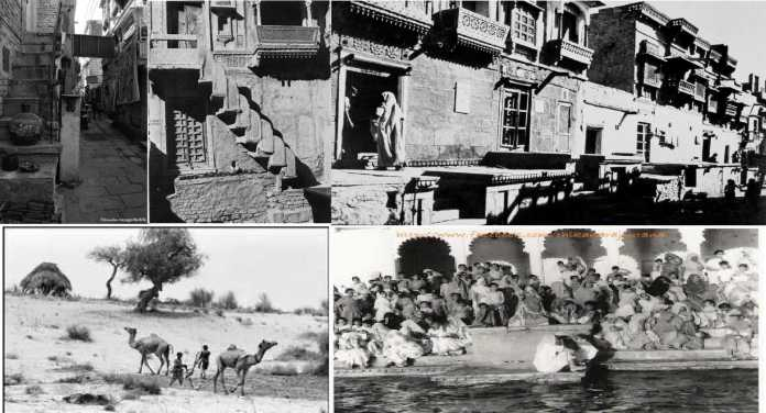 old jaisalmer city photos
