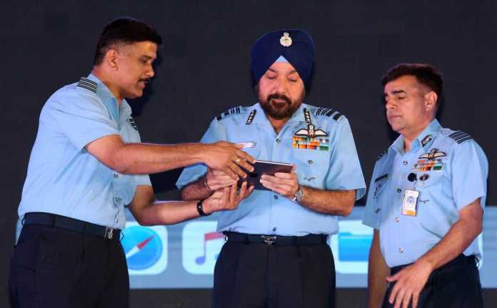 indian air force game launch