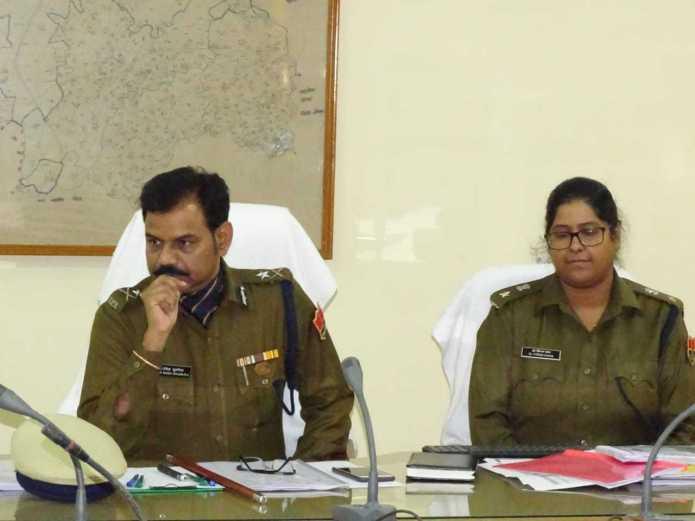 पुलिस आईजी रेंज जोधपुर हवासिंह घुमरिया ने जैसलमेर में लिया कानून व्यवस्था का जायजा 3