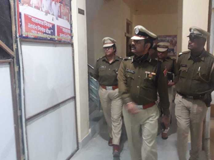 पुलिस आईजी रेंज जोधपुर हवासिंह घुमरिया ने जैसलमेर में लिया कानून व्यवस्था का जायजा 2