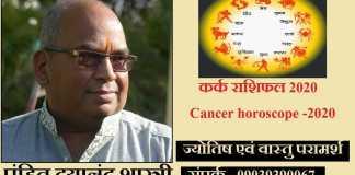 Cancer horoscope -2020
