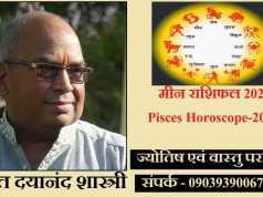 Pisces Horoscope-2020