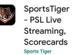 Sports tiger app