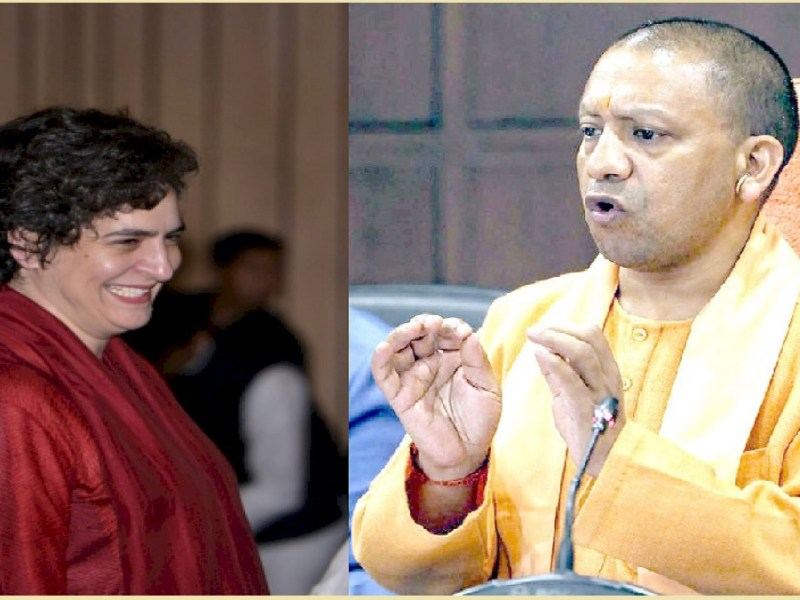 Priyanka Gandhi wrote letter to Yogi Adityanath to give relief to farmers and laborers in Corona