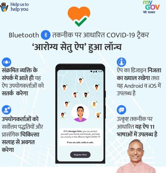 What is Aarogya Setu App