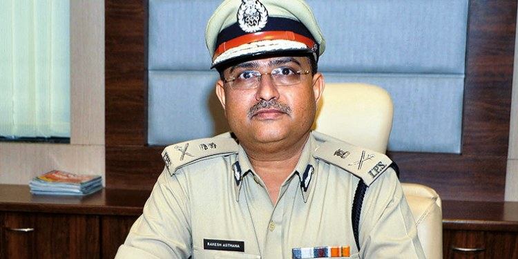 IPS Rakesh Asthana BSF DG
