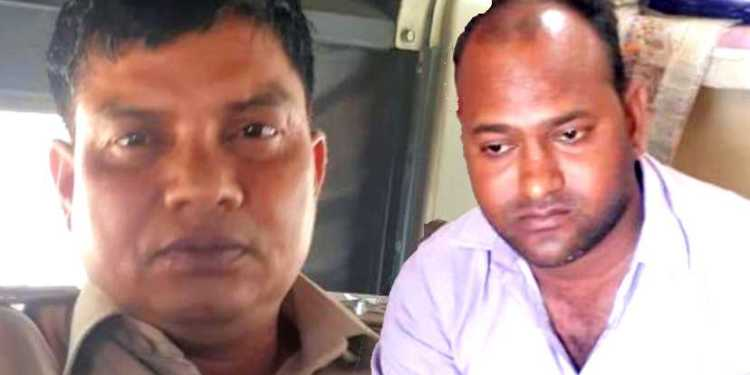 Dei Police Station CI Narayan Ram arrested for taking bribe of 10 thousand
