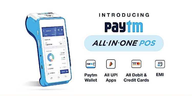 Paytm Pos Machine