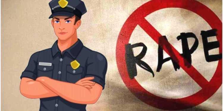 Rape In Police Station
