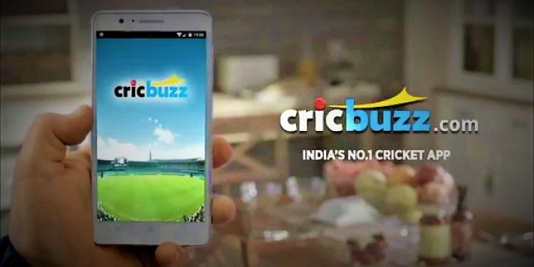 Cricbuzz Plus App launch AboveTheNoise