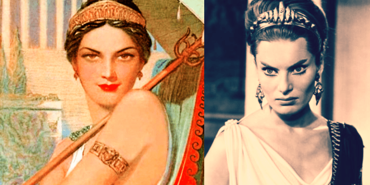 Queen Valeria Messalina