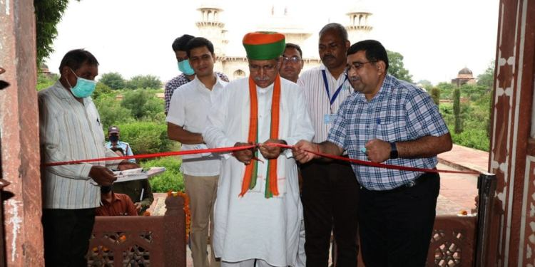 Baby feeding room inaugurated at Tomb of Itmad-ud-Daulah in Agra