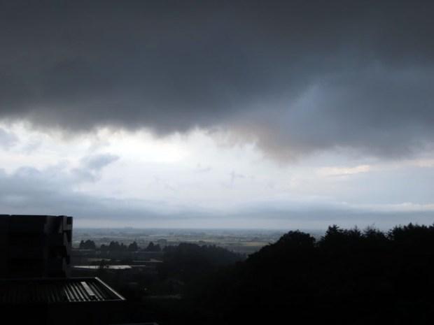JAISTから見る景色